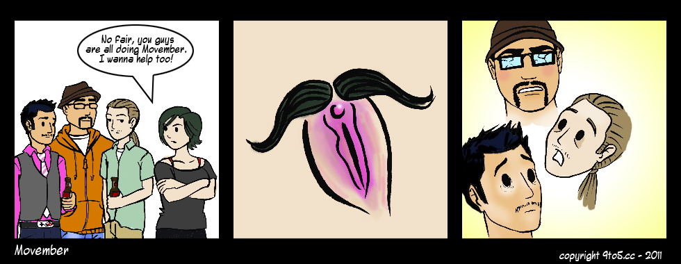 2011-11-15-Movember s2e1
