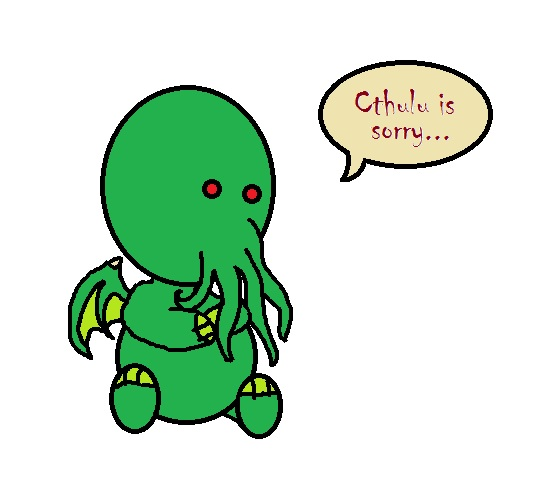 Tiny Cthulu