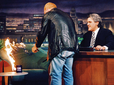 A classic moment in talk show history. Image ©NBC