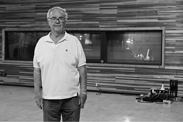 Sound City's late owner, Tom Skeeter.  Photo © Sound City Studios