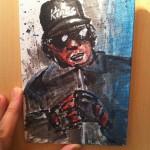 Fine art Friday, on Saturday: Eazy.