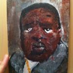 Fine art Friday, on Saturday: B.I.G.