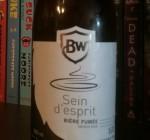 The Ignorant Beer Review: Sein d`esprit, bière fumée