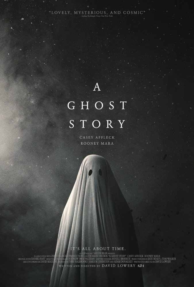 A Ghost Story - title