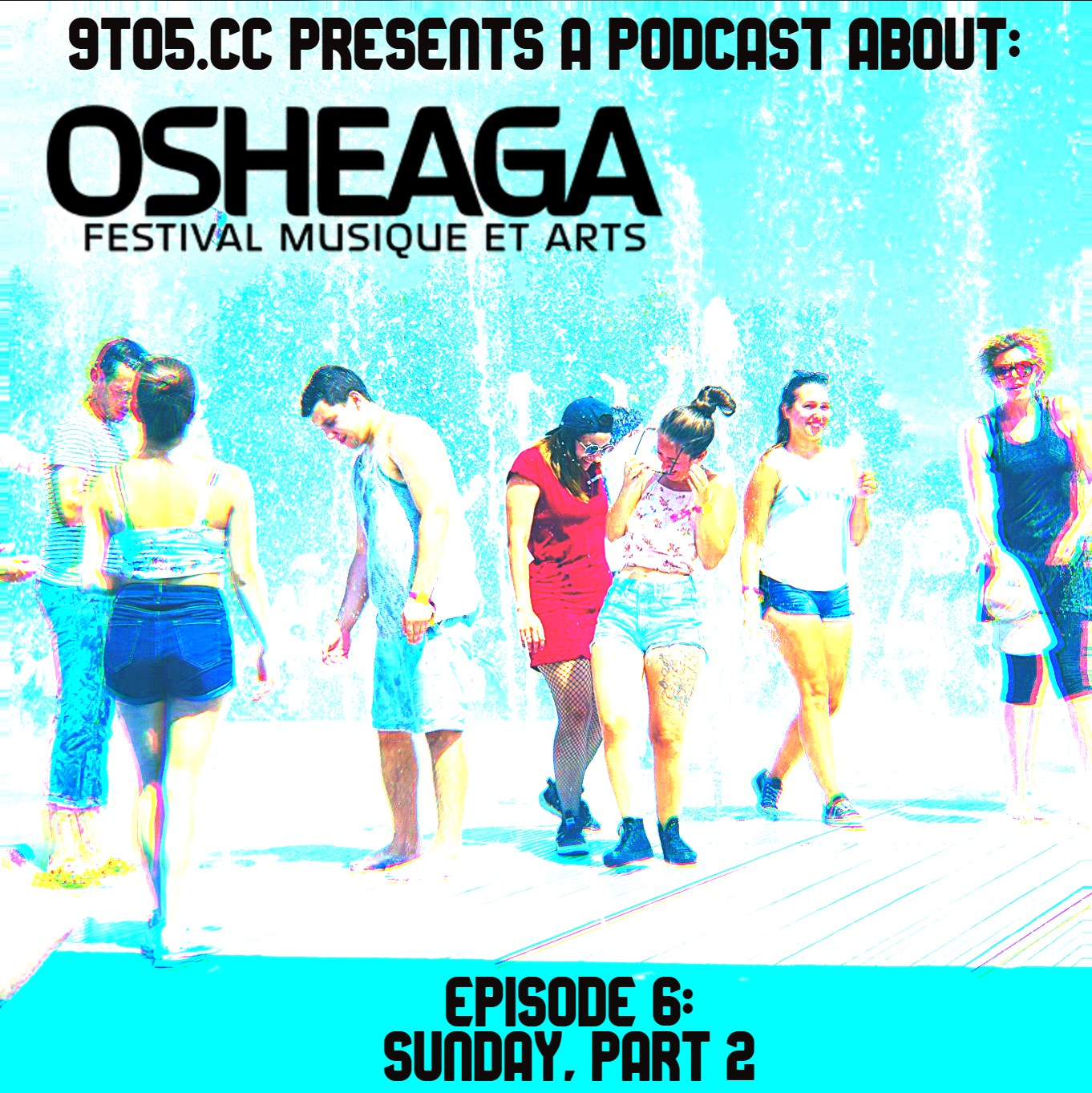 osheaga 2019 podcast