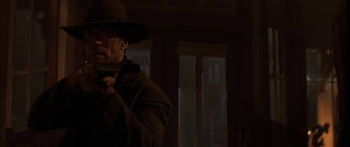 """""""Thats right, I've killed women and children, killed just about everything that walks or crawled at one time or another, and I'm here to kill you Little Bill, for what you did to Ned."""""""